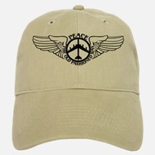 B-52 Peace the Old Fashioned Way Baseball Baseball Cap