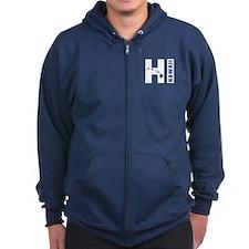 HAWAII - Zip Hoodie