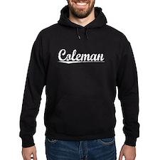 Coleman, Vintage Hoodie
