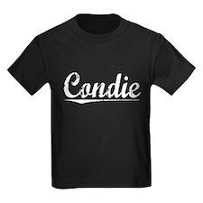 Condie, Vintage T