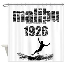 malibu 1926.jpg Shower Curtain