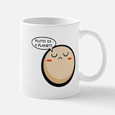PLUTO IS A PLANET! Mug