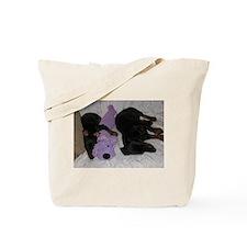 Weenie Naptime Tote Bag