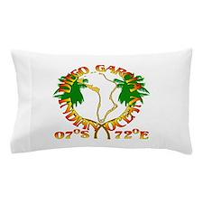 Diego Garcia Roundell Pillow Case