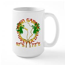 Diego Garcia Roundell Mug