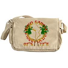 Diego Garcia Roundell Messenger Bag