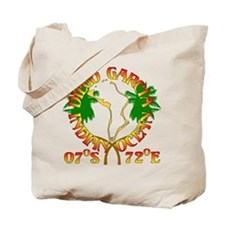 Diego Garcia Roundell Tote Bag