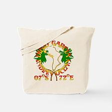Diego Garcia Roundell Tote Bag