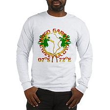 Diego Garcia Roundell Long Sleeve T-Shirt