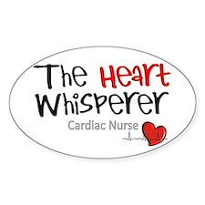 Cardiac Nurse Decal
