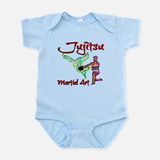 Jujitsu Infant Bodysuit