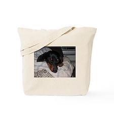 Sleepy Time Tote Bag