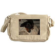Sleepy Time Messenger Bag