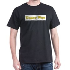 Unger Woo - Black T-Shirt