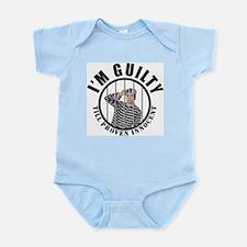 Guilty Till Proven Innocent Infant Creeper