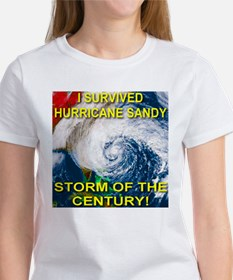 I Survived Hurricane Sandy Storm of the Century Wo