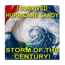 I Survived Hurricane Sandy Storm of the Century Ti