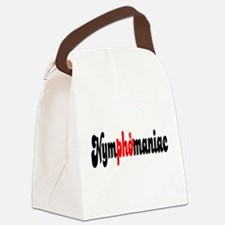 Nymphomaniac Canvas Lunch Bag
