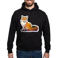 Arctic Fox Label Hoodie
