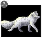 Arctic Fox 3 Puzzle