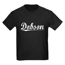 Dobson, Vintage T