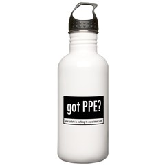 Got PPE? English Water Bottle