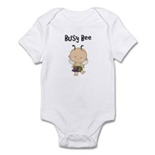 Baby Boy Busy Bee Baby Bodysuit