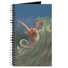 Vintage 1930s Mermaid Journal
