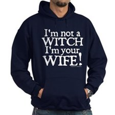 Witch Wife Princess Bride Hoodie