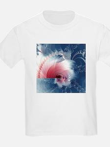 SHIP OF PEARL Kids T-Shirt