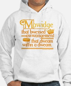 Princess Bride Mawidge Speech Hoodie