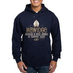 Princess Bride Mawidge Wedding Hoodie