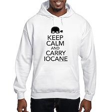 Keep Calm and Carry Iocane Hoodie