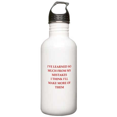 mistake Stainless Water Bottle 1.0L