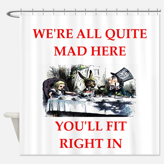 madness Shower Curtain