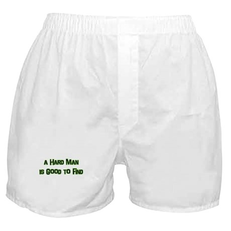A Hard Man Boxer Shorts