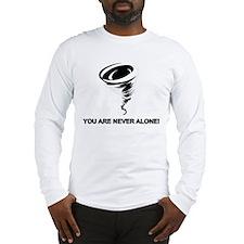 Hurricane Sandy Long Sleeve T-Shirt