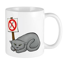 Put Down the Thermometer mug