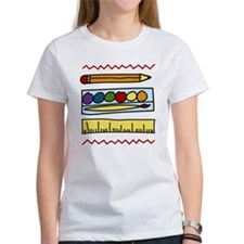 Art Supplies Tee