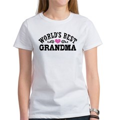 World's Best Grandma Tee