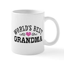 World's Best Grandma Mug