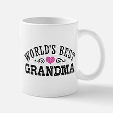 World's Best Grandma Small Mugs