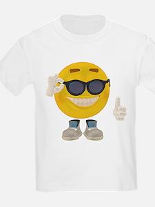 Holiday Smiley T-Shirt