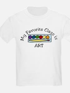Art Class T-Shirt