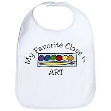 Art Class Bib