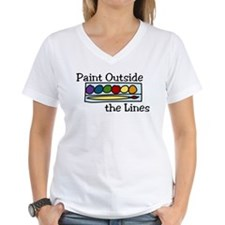 Paint Outside The Lines Shirt