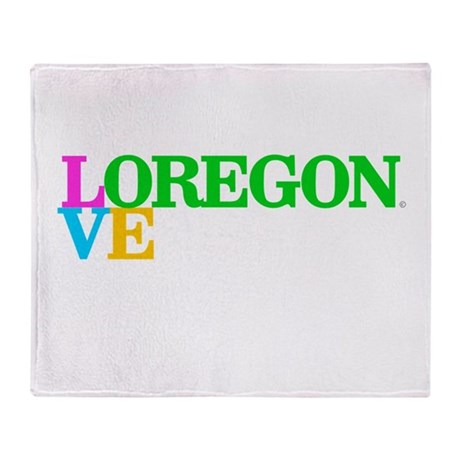 Oregon Grn Lrg Classic I Love Oregon Stadium Blan