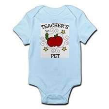 Teachers Pet Infant Bodysuit