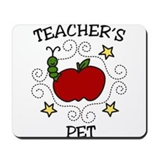 Teachers Pet Mousepad