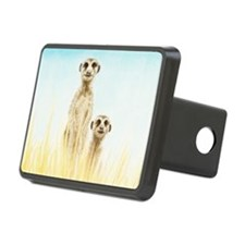 Two Meerkats Hitch Cover